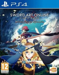 Sword Art Online: Alicization Lycoris Русская Версия (PS4)