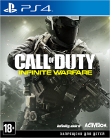 Call of Duty: Infinite Warfare Русская Версия (PS4)
