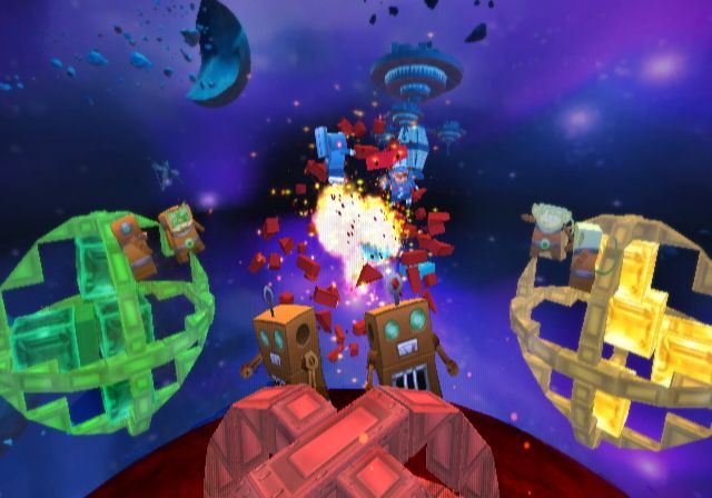 Купить игру Boom Blox Smash Party (Wii/WiiU) на Nintendo Wii диск