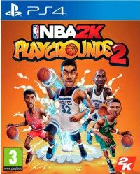 Игра NBA 2K Playgrounds 2 (PS4) Playstation 4