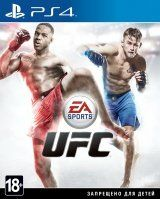 Игра EA Sports UFC (PS4) USED Б/У Playstation 4