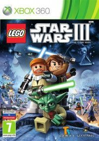LEGO Звездные войны (Star Wars) 3 (III): The Clone Wars (Classics, Platinum Hits) (Xbox 360/Xbox One)