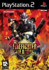 Firefighter F.D.18 (PS2)