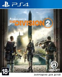 Tom Clancy's The Division 2 Русская Версия (PS4)