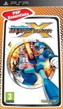 Игра Mega Man: Maverick Hunter X Essentials (PSP) для Sony PSP