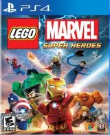 Купить Игру LEGO Marvel: Super Heroes (PS4) на Playstation 4 диск
