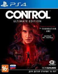 Control Ultimate Edition Русская Версия (PS4)