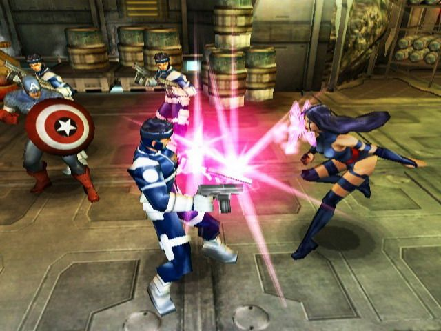 Marvel: Ultimate Alliance 2 (PS2)