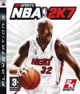 NBA 2K7 (PS3) USED Б/У
