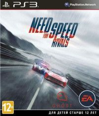 Need for Speed: Rivals Русская Версия (PS3)