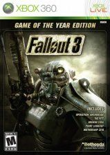 Fallout 3 Издание Игра Года (Game of the Year Edition) (Xbox 360/Xbox One) USED Б/У