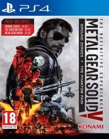Купить Игру Metal Gear Solid 5 (V): Definitive Experience Русская Версия (PS4) на Playstation 4 диск