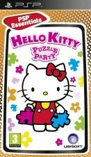Игра Hello Kitty: Puzzle Party Essentials (PSP) для Sony PSP