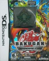 Bakugan: Defenders of the Core (Бакуган) Limited Edition Green (DS)