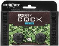 Накладки на стики для геймпада KontrolFreek FPS Freek CQC \ 14 (2 шт) Черные (PS4)