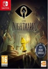 Купить игру Little Nightmares Русская Версия (Switch) диск