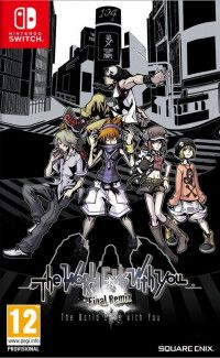 Купить игру The World Ends With You: Final Remix (Switch) диск