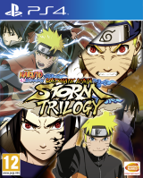 Купить Игру Naruto Shippuden: Ultimate Ninja Storm Trilogy (PS4) на Playstation 4 диск