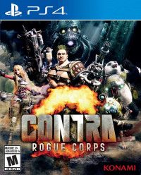 Contra: Rogue Corps (PS4)