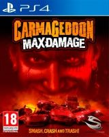 Купить Игру Carmageddon: Max Damage (PS4) на Playstation 4 диск
