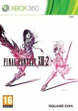 Купить Игру Final Fantasy XIII (13) 2 (Xbox 360/Xbox One) на Microsoft Xbox 360 диск