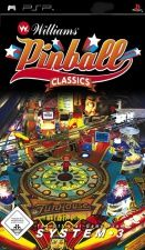 Игра Williams Pinball Classic (PSP) для Sony PSP