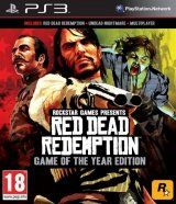Купить игру Red Dead Redemption: Издание Игра Года (Game of the Year Edition) (PS3) на Playstation 3 диск