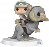 Фигурка Funko POP! Bobble: Звездные войны (Star Wars) Люк на таунтауне (Luke on Taun Taun) (46764) 9,5 см