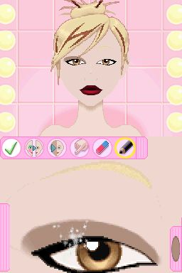 Игра My Make-Up (DS) для Nintendo DS