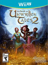 Купить игру The Book of Unwritten Tales 2 (WiiU) на Nintendo Wii U диск