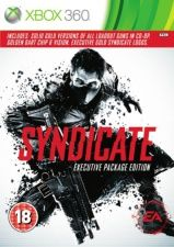 Syndicate Executive Package Edition Русская Версия (Xbox 360)