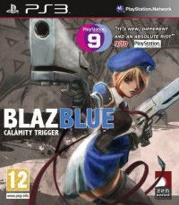 Купить игру Blazblue: Calamity Trigger (PS3) для Sony Playstation 3