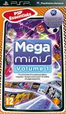 Игра Mega Minis Volume 1 Essentials Рус. док. (PSP) для Sony PSP