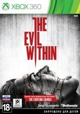 The Evil Within (Во власти зла) Русская Версия (Xbox 360)
