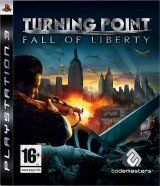 Купить игру Turning Point: Fall of Liberty (PS3) на Playstation 3 диск