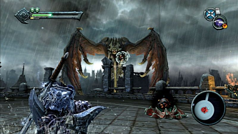 Darksiders (PS3) USED Б/У