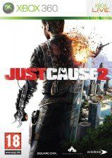 Купить Игру Just Cause 2 (Xbox 360/Xbox One) на Microsoft Xbox 360 диск