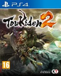 Игра Toukiden 2 (PS4) Playstation 4