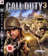 Купить игру Call of Duty 3 (PS3) на Playstation 3 диск