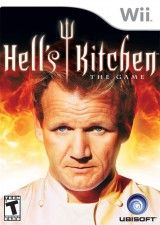 Hell's Kitchen: The Video Game (Wii)