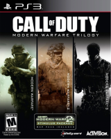 Купить игру Call of Duty: Modern Warfare Collection Trilogy (PS3) на Playstation 3 диск