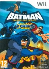 Купить игру Batman: the Brave and the Bold (Wii/WiiU) на Nintendo Wii диск