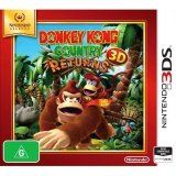 Купить игру Donkey Kong Country Returns 3D (Selects) (Nintendo 3DS) на 3DS