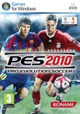 Pro Evolution Soccer 2010 (PES 10) Box (PC)