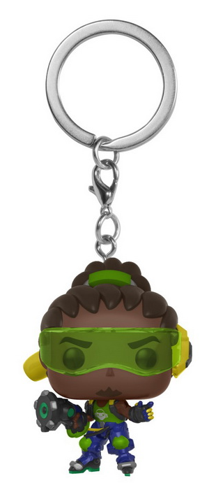 Брелок Funko Pocket POP! Keychain: Лусио (Lucio) Овервотч (Overwatch) 4 см
