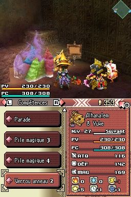 Игра Final Fantasy Crystal Chronicles: Ring of Fates (DS) USED Б/У для Nintendo DS