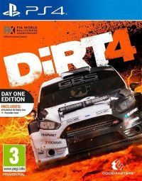 Игра DiRT 4 (PS4) Playstation 4