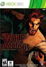 Купить Игру The Wolf Among Us (Xbox 360) на Microsoft Xbox 360 диск