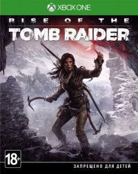 Rise of the Tomb Raider Русская Версия (Xbox One)