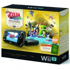 Игровая приставка Nintendo Wii U 32 GB Premium Pack The Legend of Zelda: Wind Waker HD (Wii U) Nintendo Wii U